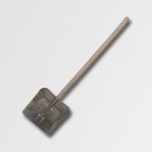 LOPATA AL velká 34,5x35 cm s násadou