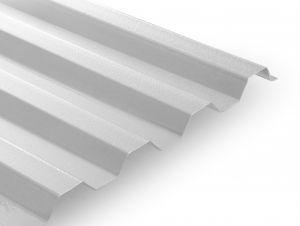 GUTTA Polykarbonátová trapézová deska Guttagliss Makro ST (2500x1060mm – 2,65m2/bal)
