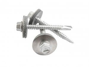 GUTTA Střešní šroub nerez A2 bimetal s podložkou 5,5x 50mm