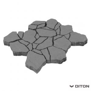 Skladebná betonová dlažba DITON Stone - PŘÍRODNÍ