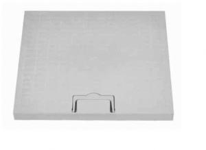 ITADECO Poklop s madlem A15 300x300mm