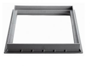 ITADECO Rám z polypropylenu 200x200mm