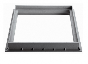 ITADECO Rám z polypropylenu 550x550mm