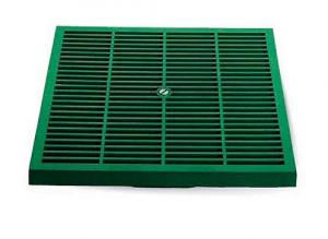 ITADECO Mříž pochůzná zelená 200x200mm