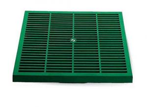 ITADECO Mříž pochůzná zelená 300x300mm