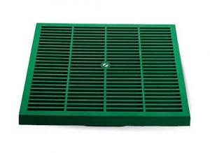 ITADECO Mříž pochůzná zelená 400x400mm