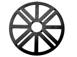 ITADECO Vyrovnávací gumová podložka LH3