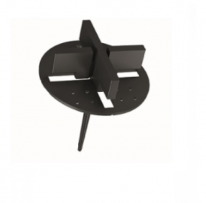 ITADECO spárovací křížek pro písek, štěrk a travnaté povrchy, spára 4mm