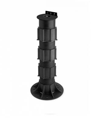 ITADECO Výškově stavitelná podložka se samovyrovnávací hlavou ETERNO wood SEW12