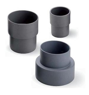 ITADECO Redukce pro podlahovou vpusť z Ø 50 na Ø 50mm (prodloužení)