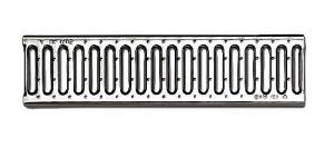 ITADECO Mříž pro žlab pozink A15 130x500mm