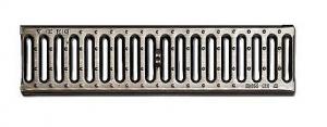 ITADECO Mříž pro žlab nerez A15 130x500mm