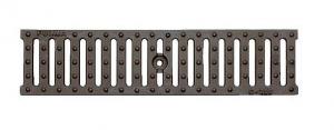 ITADECO Mříž pro žlab litina C250 130x500mm