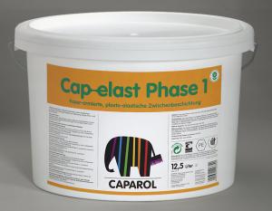 Speciální fasádní barva CAPAROL Cap-elast Phase 1 12,5 l