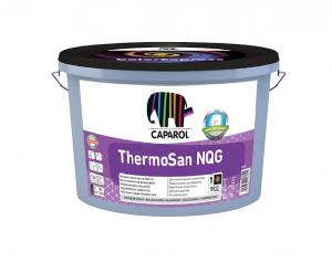 Silikonová fasádní barva CAPAROL ThermoSan NQG 2,5 l
