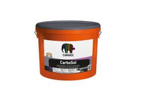 Silikonová fasádní barva CAPAROL CarboSol 7kg