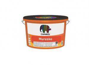 Silikonová fasádní barva CAPAROL Muresko 10 l