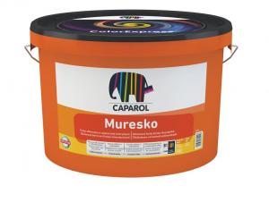 Silikonová fasádní barva CAPAROL Muresko 2,5 l