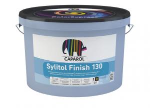 Silikátová fasádní barva CAPAROL Sylitol Finish 130 2,5 l