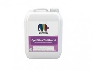 Vodní transparentní penetrace CAPAROL OptiSilan TiefGrund 2,5 l