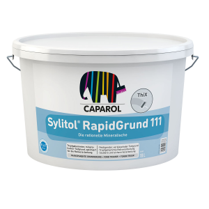 Vodní transparetní penetrace CAPAROL Sylitol RapidGrund 111 2,5 l