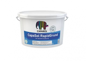 Vodní transparentní penetrace CAPAROL CapaSol RapidGrund 10 l