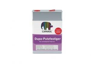 Rozpouštědlová transparentní penetrace CAPAROL Dupa-Putzfestiger 2,5 l