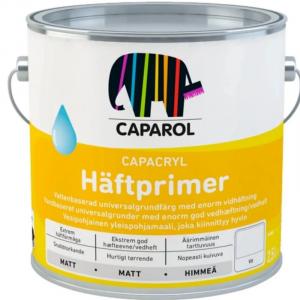 Vodou ředitelný lak CAPAROL Capacryl Haftprimer 2,4 l W