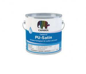 Polyuretanový akylový lak CAPAROL CAPACRYL PU-Satin 9,6 l W