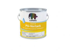 Vodou ředitelný lak CAPAROL Capacryl PU-Vorlack 2,4 l W