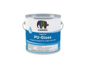 Akrylový lak CAPAROL Capacryl PU Gloss 9,6 l W