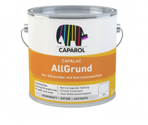 Rozpouštědlový lak CAPAROL Capalac Allgrund 2,375 l