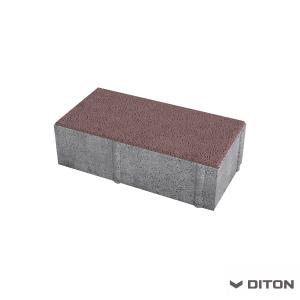 Skladebná dlažba DITON Parketa 6 - HNĚDÁ
