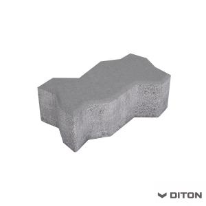 Skladebná dlažba DITON Vlnka 6 (UNI 6) - PŘÍRODNÍ