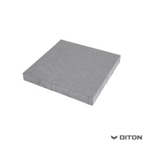 Plošná dlažba DITON Standard 40/40/5 - PŘÍRODNÍ