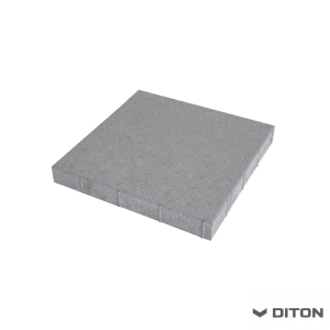 Plošná dlažba DITON Standard 40/40/8 - PŘÍRODNÍ
