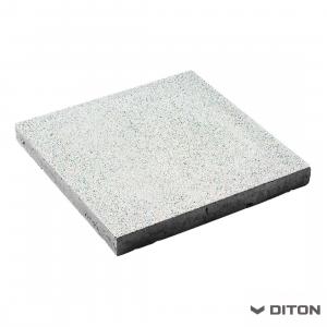 Plošná dlažba DITON Picanto 40/40/4 - BÍLÁ