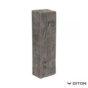 Imitace dřeva DITON Palisáda vzor DUB - D60/25 - DUB ARKTIC