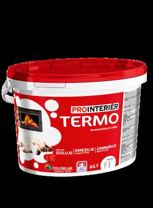 Termoizolační interiérový nátěr COLORLAK Prointeriér TERMO 4kg