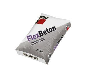 Suchá potěrová směs Baumit FlexBeton 25kg