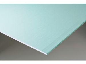 KNAUF sádrokarton zelený GKBI 12,5  1,25x2,0m
