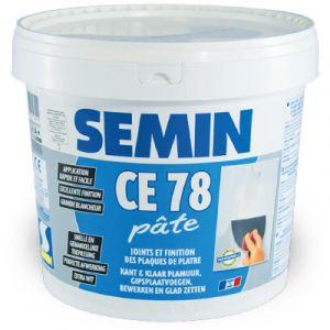 základní i finální SEMIN Tmel 2v1 CE78 PATE 25kg