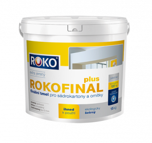 ROKOFINAL Plus tmel na SDK 15kg