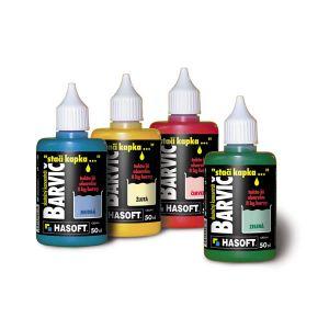 barvič pigment 50ml žlutá
