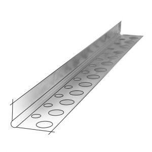 SEMIN půlroh ALU 13x23 - 2,5 m