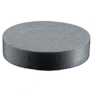 Polystyrénová zátka 65mm šedá