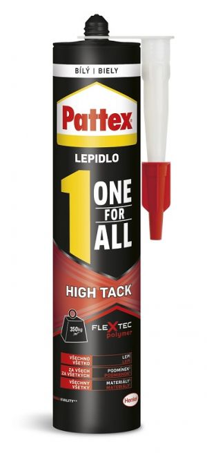 PATTEX montážní lepidlo ONE FOR ALL HT 440g