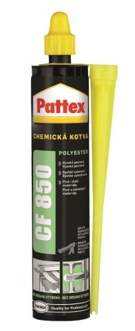 chemická kotva PATTEX CF 850 300 ml
