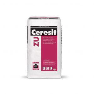 lepící a stěrková malta Ceresit ZU 25kg