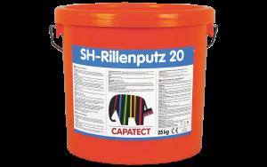 Silikonová omítka CAPAROL SH Rillenputz 20 25kg